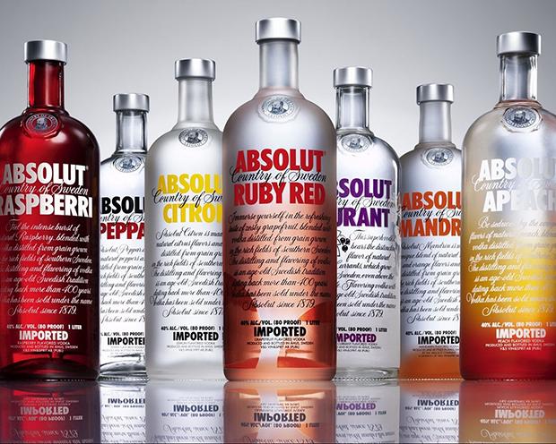 Absolut Vodka 620-1